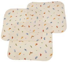 Carters Keep Me Dry Flannel Lap Pads, Ecru, 3 Pack by Kids Line, http://www.amazon.com/dp/B002UD65ZE/ref=cm_sw_r_pi_dp_zToyrb1T4Z9B9