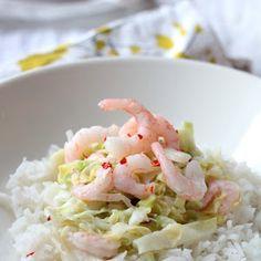 Grillatut varhaiskaalikiekot | Kokit ja Potit -ruokablogi Coleslaw, Potato Salad, Food And Drink, Ethnic Recipes, Cabbage Salad, Coleslaw Salad