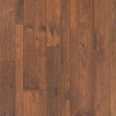 Pergo TimberCraft 7.48-in W x 3.93-ft L Hillcrest Hickory Handscraped Wood Plank Laminate Flooring