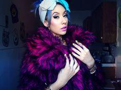 Natasha Lillapore  Iron Fist Clothing  IF Ladies  ironfistclothing.com