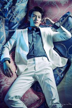 Kim Woo Bin Sleek and Stylish Starting Off 2015 in New Fashion Spread | A Koala's Playground