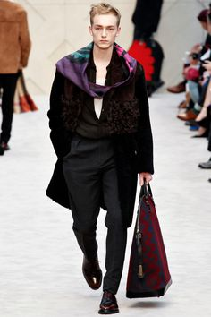 Burberry Prorsum   Fall 2014 Menswear Collection   Style.com