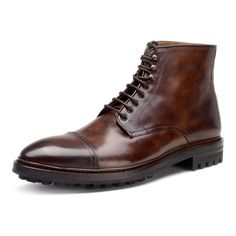 Maple Boot // Brown