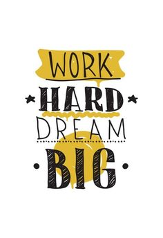 Color inspirational vector illustration Canvas Print ✓ Easy Installation ✓ 365 Day Money Back Guarantee ✓ Browse other patterns from this collection! Motivational Quotes, Inspirational Quotes, Everyday Quotes, Work Quotes, Study Motivation, Love My Job, Quote Posters, Powerful Words, Dream Big
