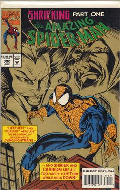 The Amazing Spider-Man #390
