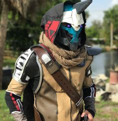 Some final shots before MEGACON!! Who's gonna be there Saturday to hang out with Cayde and Soldier 76?? #cayde6 #megacon #videogames #propmaker #cosplay #cosplaying #costume #scifi #evafoam #cosplayer #megacon2017 #destinyriseofiron #comiccon #photooftheday #playstation4 #2017 #bestoftheday #starwarsfan #nerd #destinycosplay #picoftheday #instagood #cosplayphotography #destiny #photography #cosplaymelee #destinythegame #orlando #destiny2 #cosplaylife