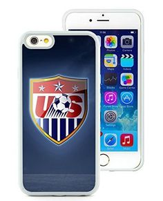 Customized USA Soccer 14 iPhone 6 4.7 Inch TPU Case in White. Durable full-frame protection from drops and dings. Keep your phone away from scratches, bumps and dust. Magnetic closure to firmly secure full contents. Ideal gift for your friends and relatives. Bring you a fashionable way to protect your phone.