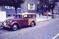 1979 Ost-Berlin - Köpenick, IFA F8  ☺