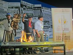 Festival Raíz - Concurso de Asadores