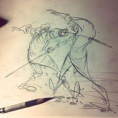 Movement!! ✤ || CHARACTER DESIGN REFERENCES | キャラクターデザイン | • Find more at https://www.facebook.com/CharacterDesignReferences & http://www.pinterest.com/characterdesigh and learn how to draw: concept art, bandes dessinées, dessin animé, çizgi film #animation #banda #desenhada #toons #manga #BD #historieta #strip #settei #fumetti #anime #cartoni #animati #comics #cartoon from the art of Disney, Pixar, Studio Ghibli and more || ✤