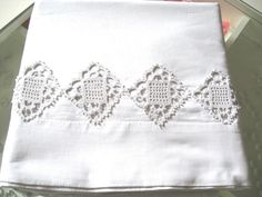 French linen sheet to make curtain