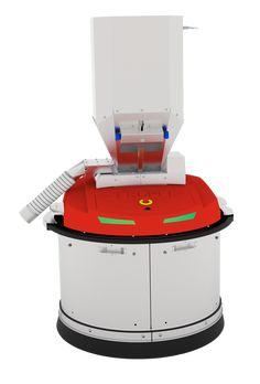 Futteranschieberoboter FARO für Rinder Rinder Stall, Popcorn Maker, Kitchen Appliances, Light House, Robot, Diy Kitchen Appliances, Home Appliances, Kitchen Gadgets