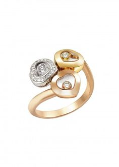 HAPPY CURVES RING