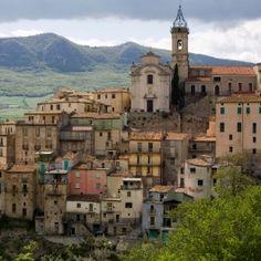 Abruzzo ,Italy. where my Papa John's familia is from