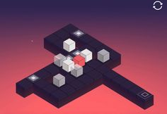 Cuzzle is an isometric puzzle game that gets your gray cells going  #Games #iOS #Sokoban #Tagged:Cuzzle #news