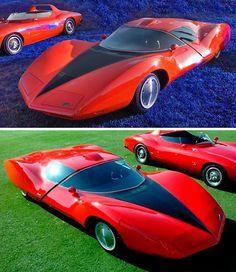 Corvair Monza Astro show car