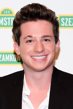 Charlie Puth attends the annual Sesame Workshop Gala at Cipriani Street on June 2016 in New York City. Charlie Puth, Photo Star, King Of Music, First Love, My Love, American Singers, Record Producer, Man Crush, To My Future Husband