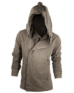Is it nerdy that I want this because the hood reminds me of Ezio from Assassin's Creed 2?