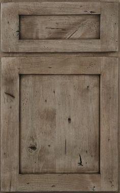 Cappuccino Knotty Alder Cabinets | - Medallion Cabinetry....knotty alder in natural for bottom cabinets ...