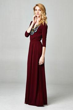 Embroidered Lauren Dress