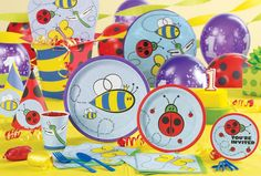 Love bug party
