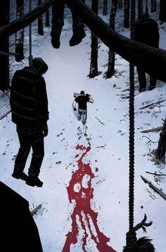 The Punisher #10 - Declan Shalvey