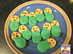 Image result for baby moses snack ideas