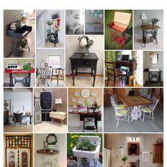 Reusing old Sewing Machines [Roundup] | ecogreenlove