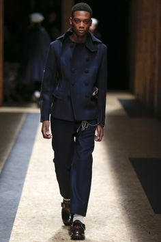Prada Fall 2016 Menswear Collection Photos - Vogue
