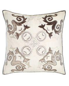 Sonata Embroidered Pillows
