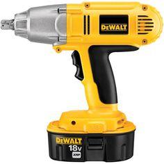 "Dewalt DW059K-2, 1/2"" (13mm) 18V Cordless XRPImpact Wrench Kit https://cf-t.com/dewalt-dw059k2-18v-impact-wrench-1-2-kit"