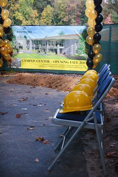 A Groundbreaking ceremony for the new Campus Center was held on October 26, 2012. Click to visit the the construction progress website for updates on campus projects.