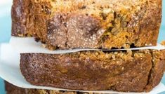 Gingerbread Loaf {Soft, moist, molasses quick bread with ginger & nutmeg} Quick Bread Recipes, Banana Bread Recipes, Muffin Recipes, Dessert Bread, Dessert Recipes, Desserts, Appetizer Recipes, Gingerbread Loaf Recipe, Gingerbread Cake