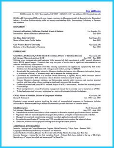 How To Make A Perfect Resume Step By Step Inspiration Cool Well Written Csr Resume To Get Applied Soon Check More At Http .