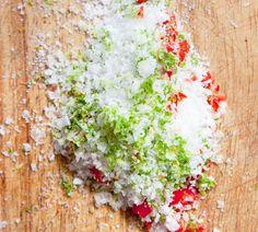 Annabelle Langbeins Chilli Lime Salt