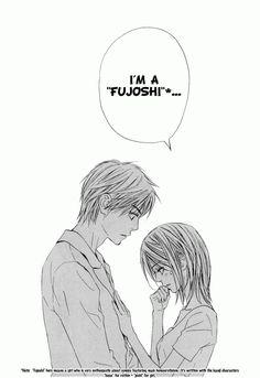 I just can't love you.  I'm a fujoshi.  o A o