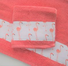 Holiday Flamingo Christmas Hand Towel   Flamingo Bathroom   Pinterest    Holiday, Flamingos And Hands