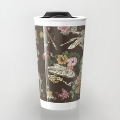 Botanic Wars Travel Mug