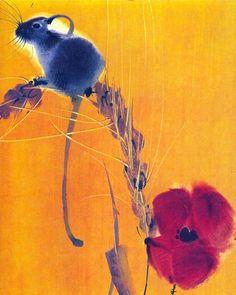 My Animals by Mirko Hanak My Animal, Bird, Painting, Animals, Animales, Animaux, Birds, Painting Art, Paintings