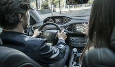 Peugeot 308: un'auto da sfoggiare