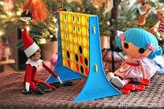 Sassy Style: 327 Elf of the Shelf Ideas