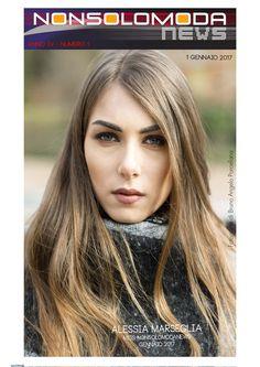 Alessia Marseglia, Miss Nonsolomodanews di Gennaio 2017