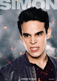Simon Lewis #Shadowhunters coming in 2016