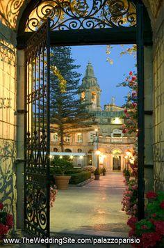 Palazzo Parisio Wedding Venue Naxxar Malta, TheWeddingSite.com
