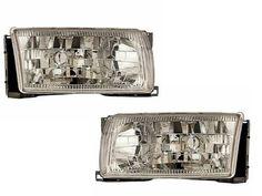 Mercury Villager Headlight