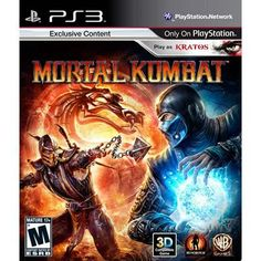 Mortal Kombat PS3 - R$159,90