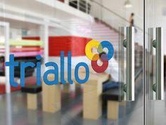 Triallo - Identidade Visual on Behance