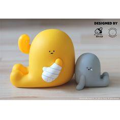 I AM OK Vinyl Toy Set by Bubi Au Yeung