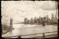 New York City Artist: Faith builds the bridge from this old world to the.
