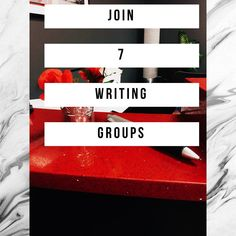 Are you a writer looking for an online writing community to join? Pencue, the Insecure Writer's Group, Pitch Wars, PAC, MyBlogU, and Facebook groups are discussed among others. 7 writing communities are described.